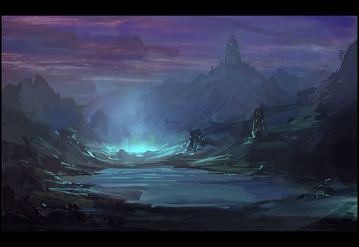 The Great Plasma Springs