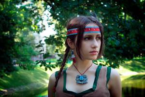 Julia Chang - Tekken 6 by Narga-Lifestream