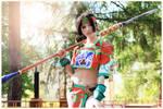 Seung Mina - Soul Calibur III