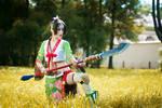 Soul Calibur IV - Seung Mina by Narga-Lifestream