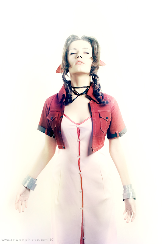 Aerith: the Ghost by Narga-Lifestream