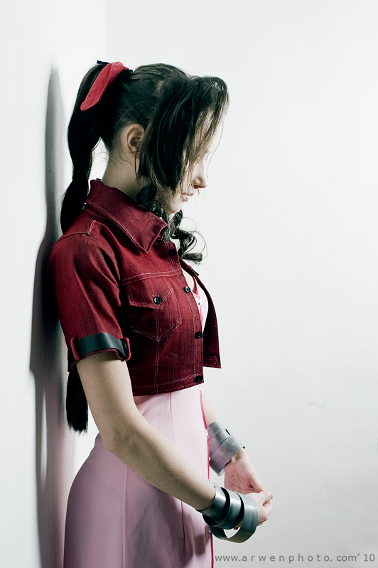Aerith - FF VII AC by Narga-Lifestream