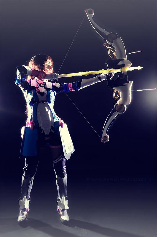 Star Ocean 4 - Reimi - The Archer by Narga-Lifestream