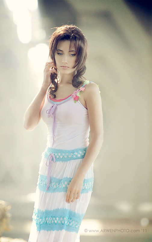 Aerith: Innocence by Narga-Lifestream