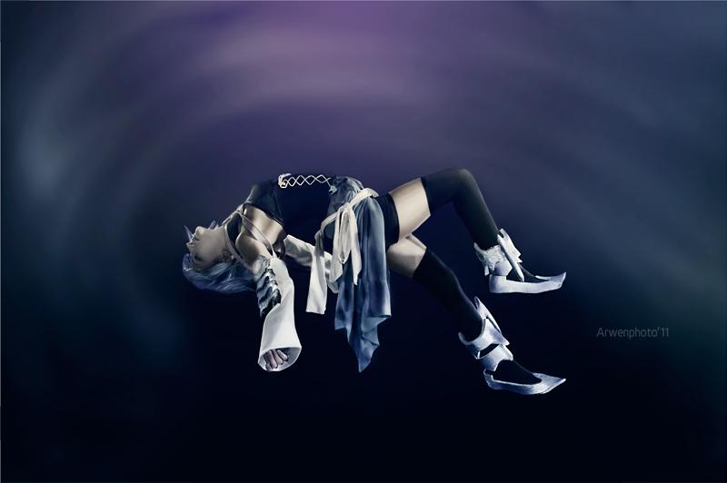 Kingdom Hearts Game Over - Aqua by Narga-Lifestream