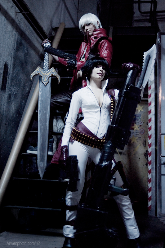 Devil May Cry 3 by Narga-Lifestream