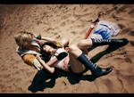 Final Fantasy X-2 - Tidus and Yuna - Sweethearts
