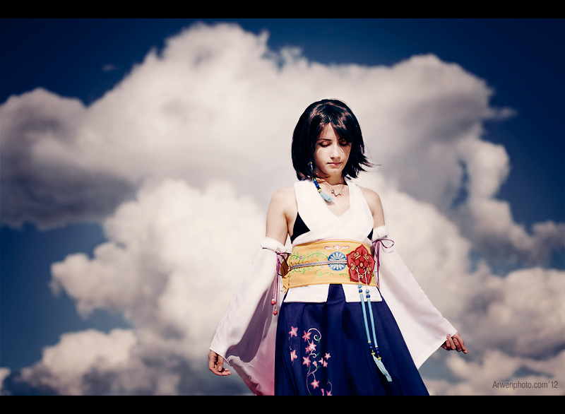 Final Fantasy X - Yuna by Narga-Lifestream