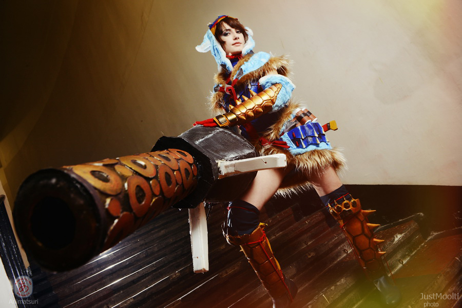 Arzuros armor set - Monster Hunter 3p by Narga-Lifestream