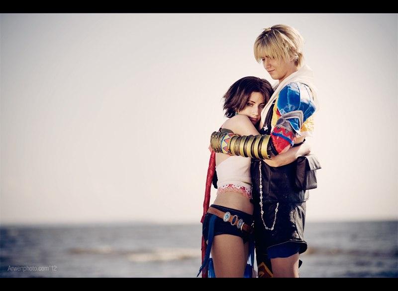 Final Fantasy X-2 - Cherish the Love by Narga-Lifestream