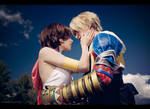 Tidus and Yuna - Welcome Home