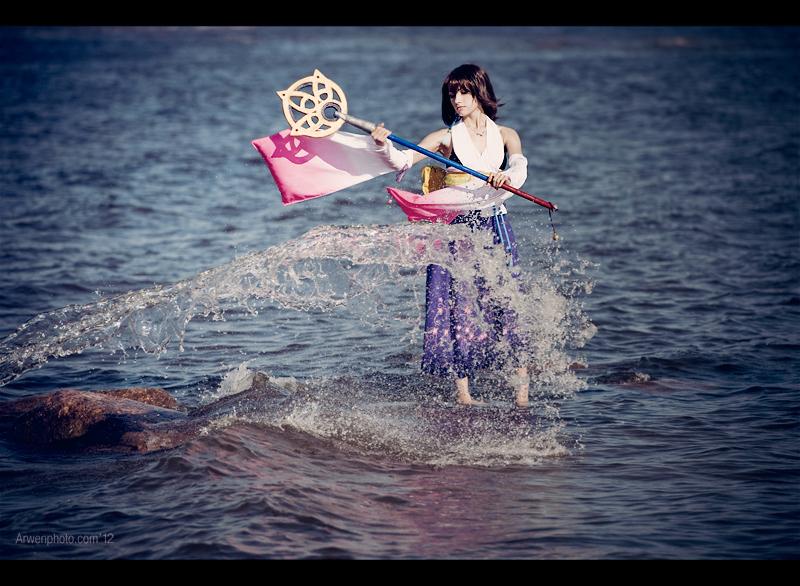 Final Fantasy X - Yuna - Summoner's Fate by Narga-Lifestream