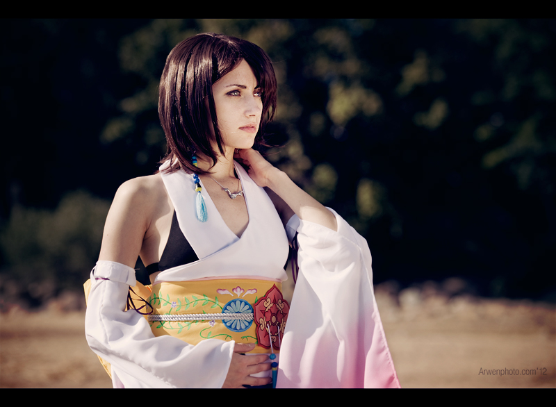 Final Fantasy X - Yuna - Determination by Narga-Lifestream
