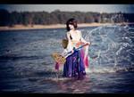 Final Fantasy X - Yuna - Summoning