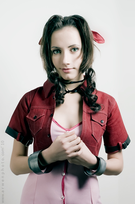 Aerith: Close to heart by Narga-Lifestream