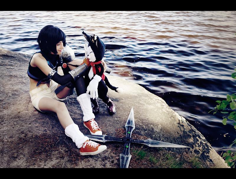 Final Fantasy VII: Friendship by Narga-Lifestream
