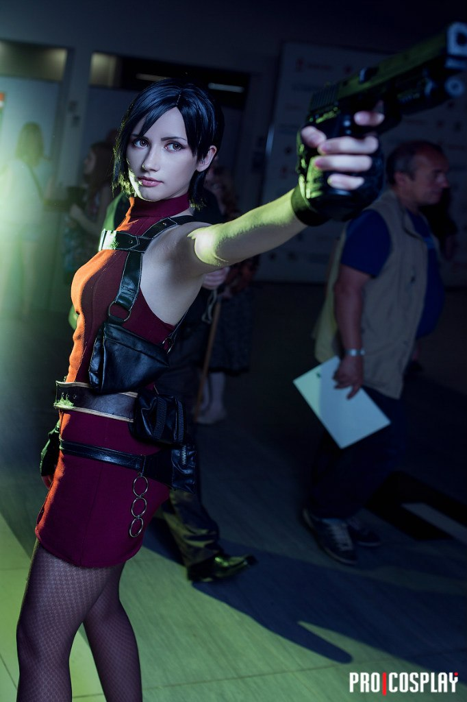 Ada Wong by Narga-Lifestream