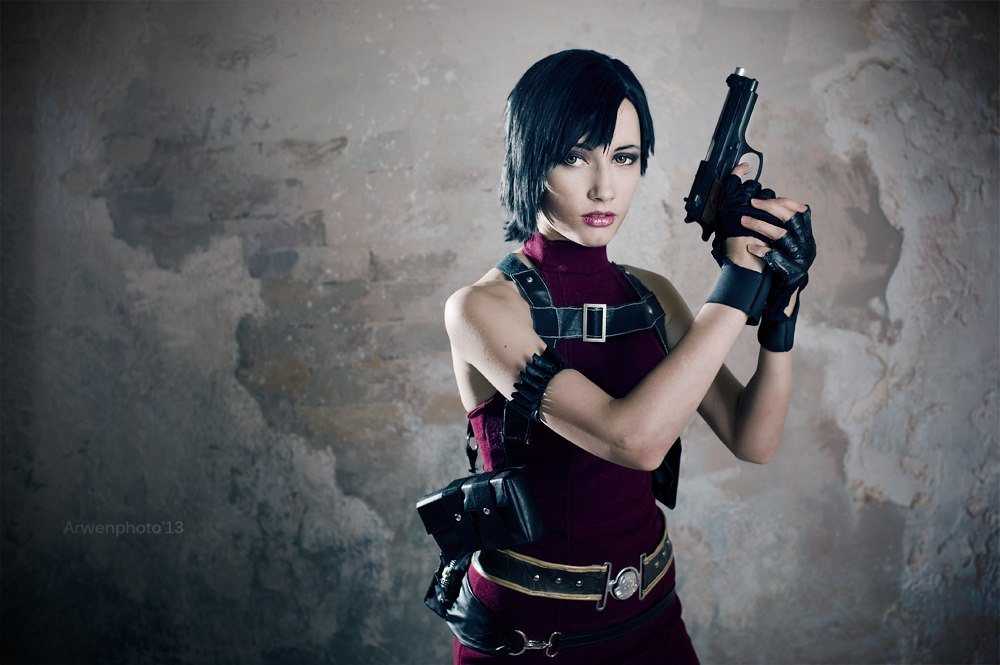 RE The Darkside Chronicles - Ada Wong by Narga-Lifestream