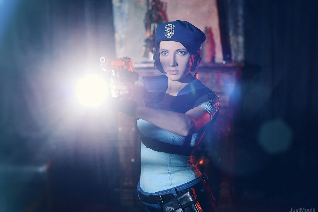 Jill Valentine: Show yourself! by Narga-Lifestream