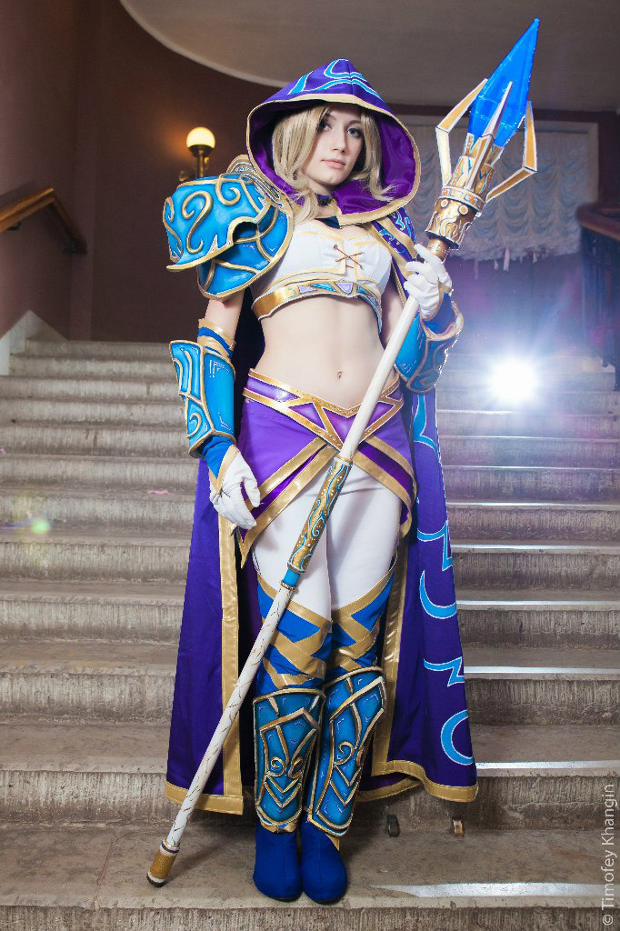 Archmage Jaina Proudmoore by Narga-Lifestream