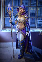 Jaina: I'm no warrior by Narga-Lifestream