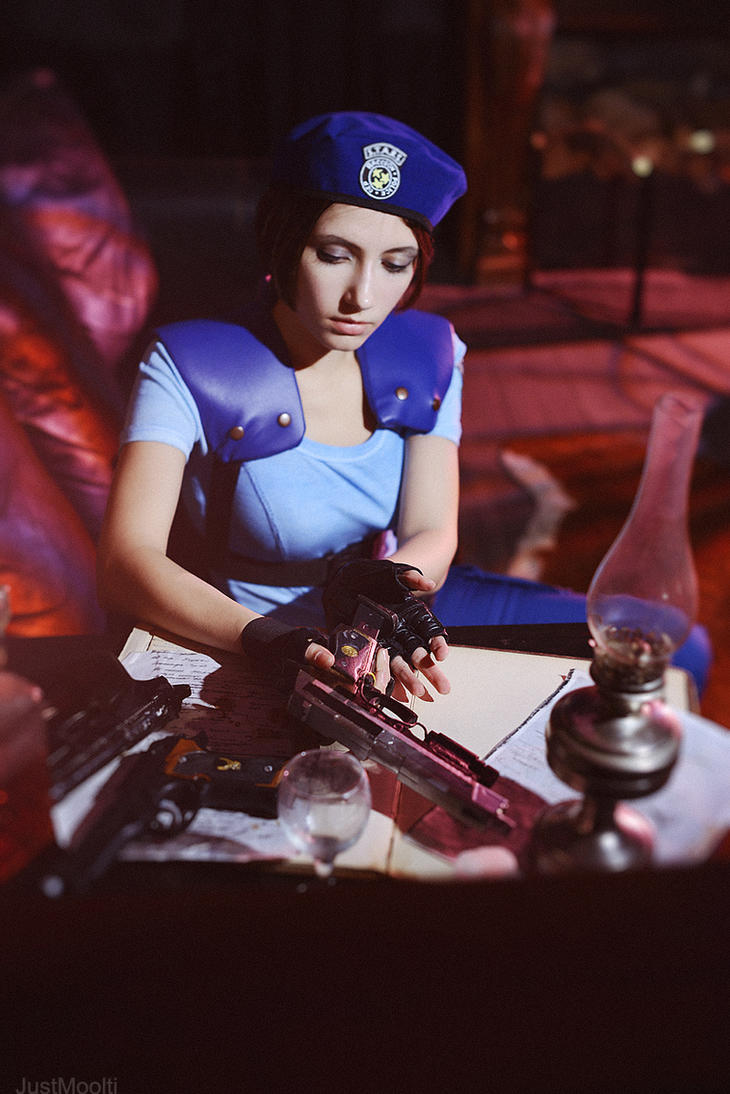 Jill Valentine: Save Room by Narga-Lifestream