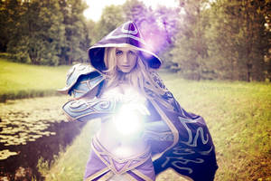 Warcraft III - Jaina Proudmoore: Spell cast by Narga-Lifestream