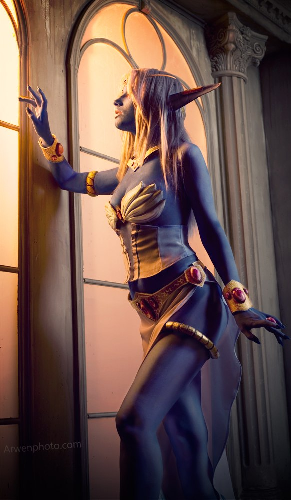 WoW: Queen Azshara by Narga-Lifestream