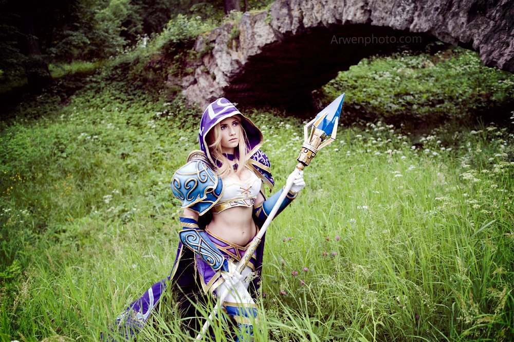Jaina (Warcraft III): I'll check it out by Narga-Lifestream