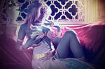 Night Elf Queen Azshara