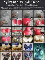 Breastplate tutorial: Sylvanas Windrunner by Narga-Lifestream