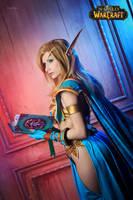 Blood elf - World of Warcraft by Narga-Lifestream