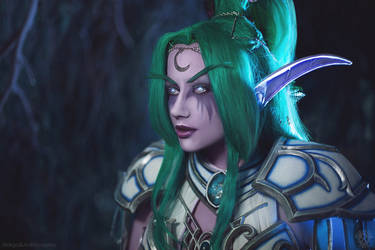 Tyrande Whisperwind - Heroes of the Storm cosplay