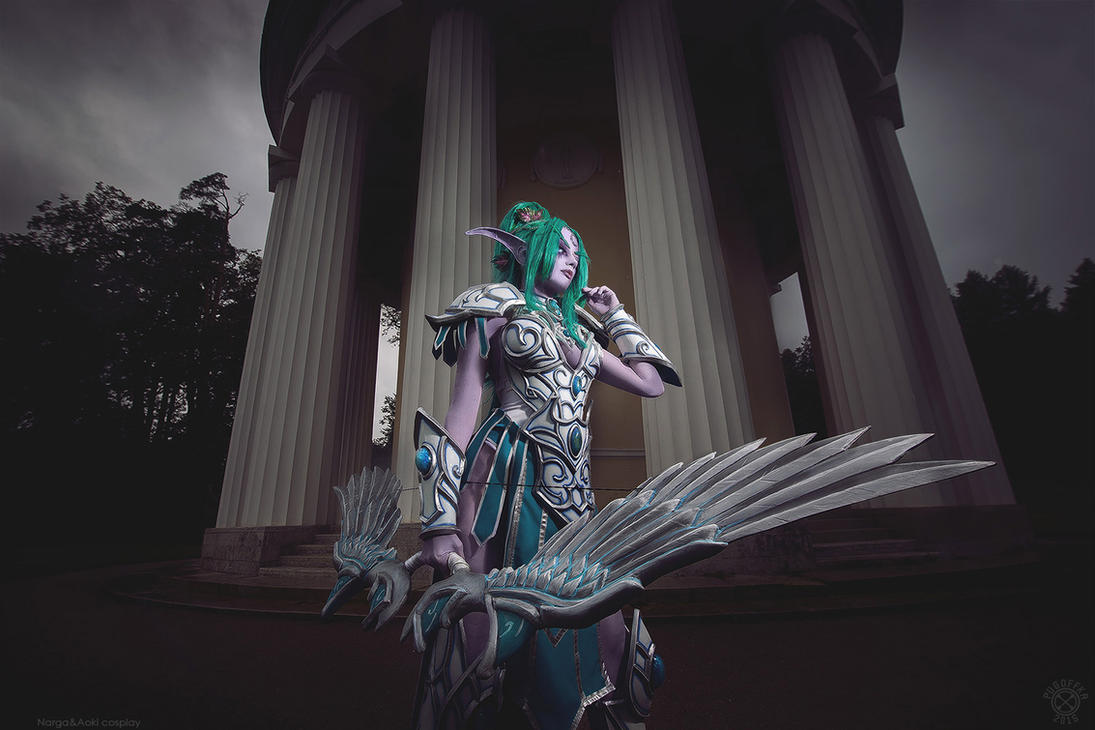 Tyrande hot hentai photo