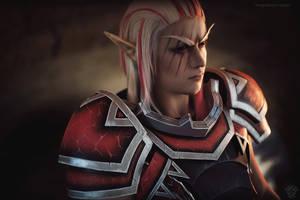 World of Warcraft cosplay - Krasus by Narga-Lifestream
