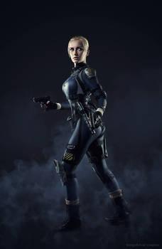 MK X - Cassie Cage