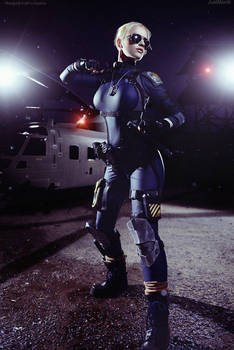 Cassie Cage - Special forces