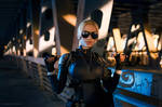 Cassie Cage - You challenge me?