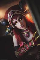 World of Warcraft - Alexstrasza by Narga-Lifestream