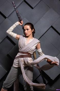 Rey - Star Wars: The Force Awakens
