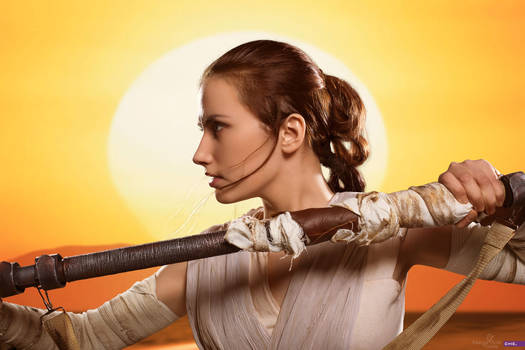 Star Wars the Force Awakens - Rey