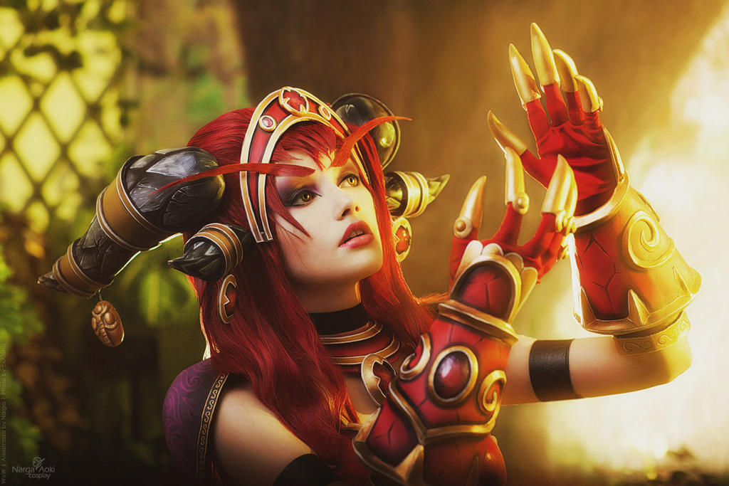 World Of Warcraft, Alexstrasza Wallpapers HD / Desktop and Mobile ...