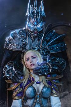Arthas and Jaina - Prey