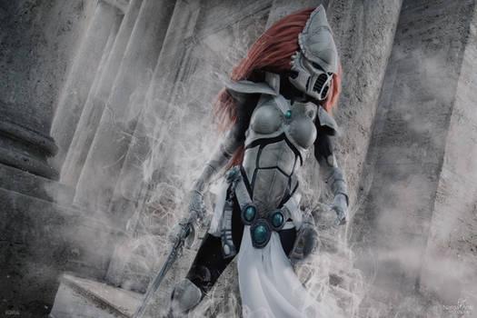 Dawn of War III - Eldar Howling Banshee cosplay