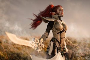 Howling Banshee - To the death! by Narga-Lifestream
