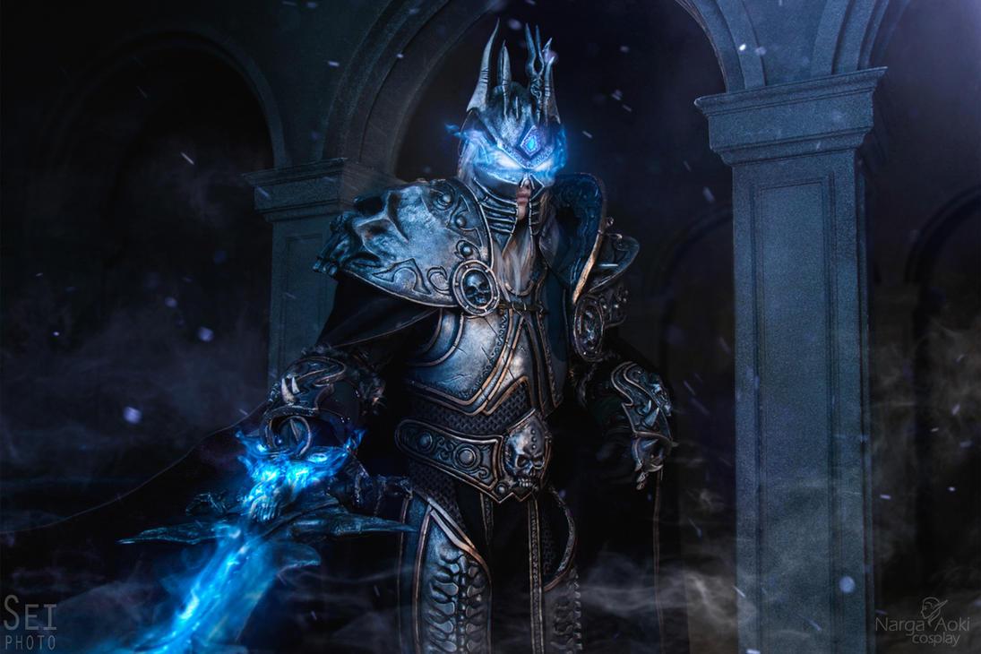 World of Warcraft - Lich King by Narga-Lifestream