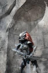 Howling Banshee - Ready to strike