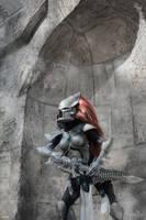 Howling Banshee - Ready to strike by Narga-Lifestream