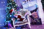 Christmas cosplay - Feast of Winter Veil