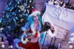 Winter Veil Night elf - Presents